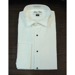 Ashby pique formal shirt